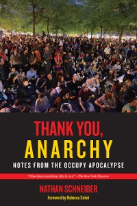 Cover Thank You, Anarchy