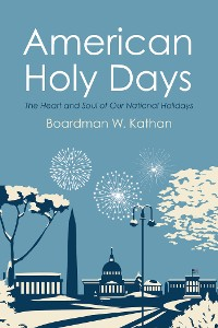 Cover American Holy Days
