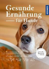 Cover Gesunde Ernährung für Hunde