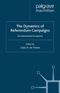 Cover The Dynamics of Referendum Campaigns