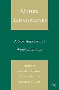 Cover Other Renaissances