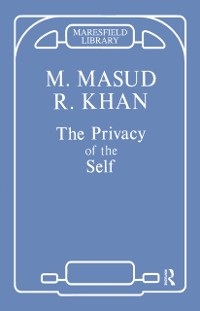 Cover Privacy of the Self