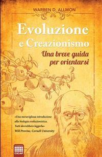 Cover Evoluzione e Creazionismo