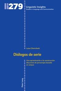 Cover Dialogos de serie