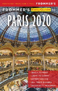 Cover Frommer's EasyGuide to Paris 2020