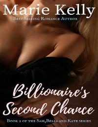 Cover Billionaire's Second Chance
