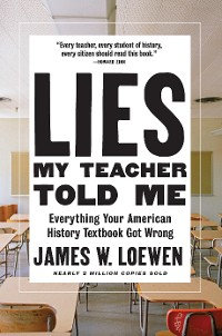 Cover Lies My Teacher Told Me