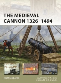 Cover Medieval Cannon 1326 1494