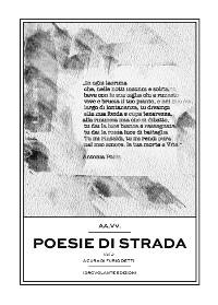 Cover Poesie di strada Vol.2