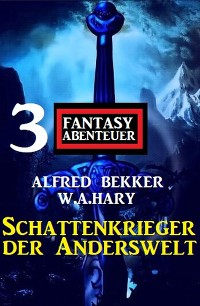 Cover Schattenkrieger der Anderswelt: 3 Fantasy Abenteuer