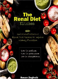 Cover The Renal Diet Kitchen