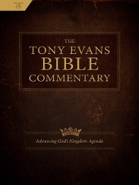 Cover The Tony Evans Bible Commentary
