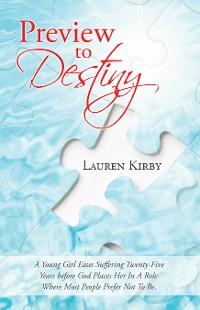 Cover Preview to Destiny