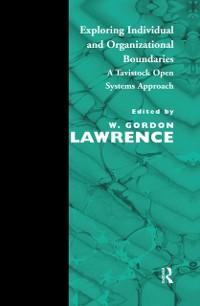 Cover Exploring Individual and Organizational Boundaries