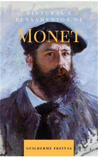 Cover Pinturas e pensamentos de Monet