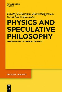 Cover Physics and Speculative Philosophy