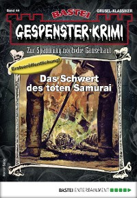 Cover Gespenster-Krimi 44 - Horror-Serie