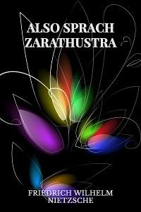 Cover Also Sprach Zarathustra