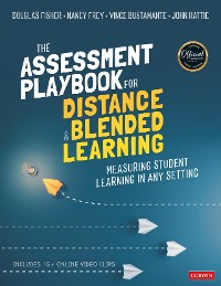 Cover The Assessment Playbook for Distance and Blended Learning