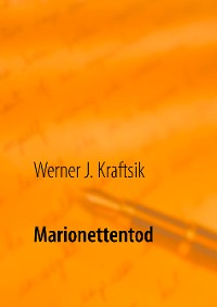 Cover Marionettentod