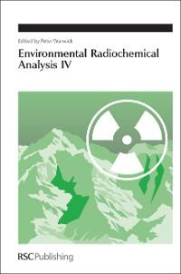 Cover Environmental Radiochemical Analysis IV