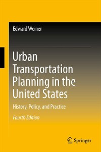 Cover Urban Transportation Planning in the United States