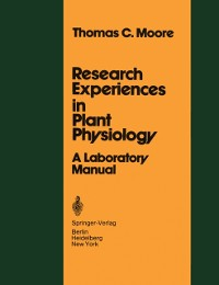 Cover Research Experiences in Plant Physiology