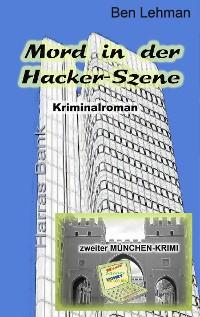 Cover Mord in der Hacker-Szene