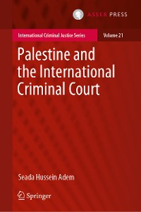 Cover Palestine and the International Criminal Court