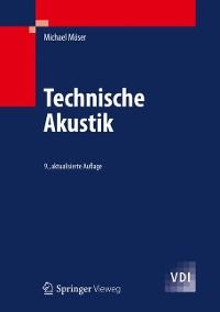 Cover Technische Akustik