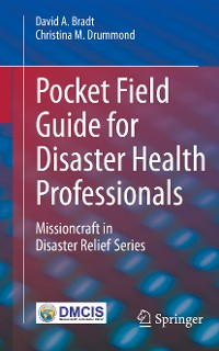 Cover Pocket Field Guide for Disaster Health Professionals