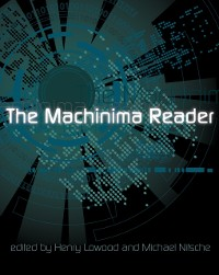Cover Machinima Reader