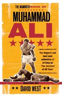 Cover Mammoth Book of Muhammad Ali