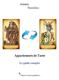 Cover Appariements de Tarot. Le guide complet