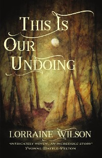 Cover This Is Our Undoing