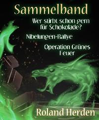Cover Sammelband Ruhrgebietskrimis