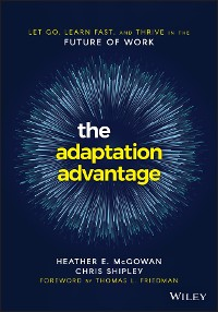Cover The Adaptation Advantage