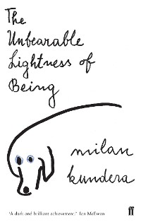 Cover The Unbearable Lightness of Being