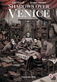 Cover Shadows Over Venice