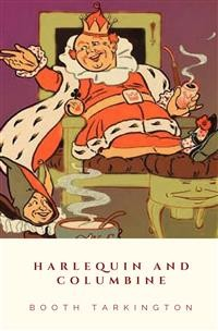 Cover Harlequin and Columbine