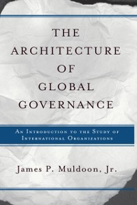 Cover Architecture Of Global Governance