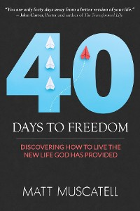 Cover 40 Days To Freedom