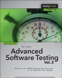 Cover Advanced Software Testing - Vol. 2, 2nd Edition