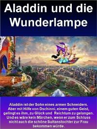 Cover Aladdin und die Wunderlampe - Tausend und einer Nacht nacherzählt von Ludwig Fulda