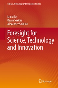 Cover Foresight for Science, Technology and Innovation