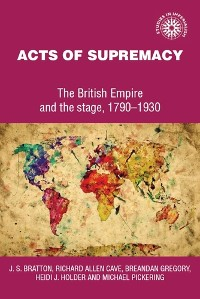 Cover Acts of supremacy