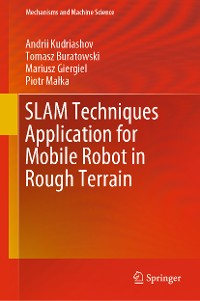 Cover SLAM Techniques Application for Mobile Robot in Rough Terrain