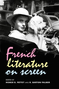 Cover French literature on screen