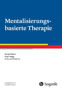 Cover Mentalisierungsbasierte Therapie