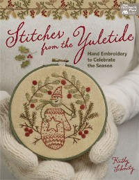 Cover Stitches from the Yuletide